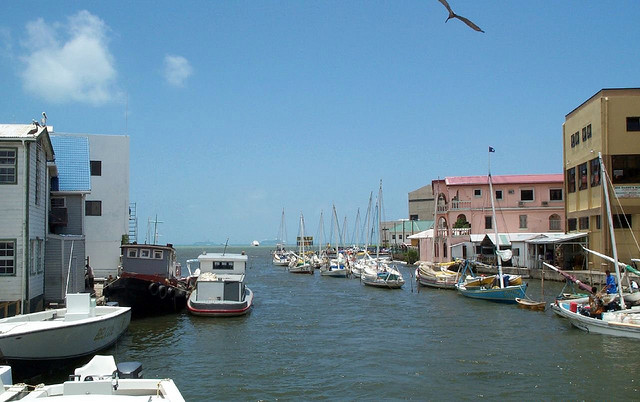 belize city scaturchio